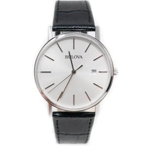 Bulova Crystal NO-REF# Steel  Watch