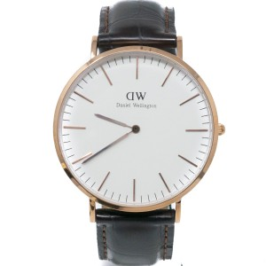 Daniel Wellington Classy Winchester 0109DW Steel  Watch