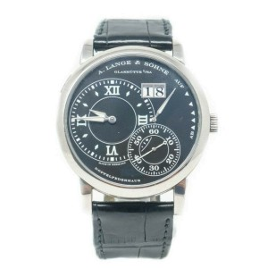 A. Lange & Sohne Lange 1 115.029 Gold 42.0mm  Watch