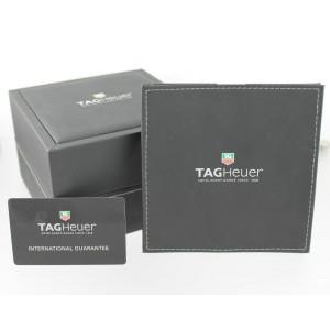 TAG HEUER CARRERA WV211N.BA0787 MEN'S AUTOMATIC BLACK STEEL LUXURY DATE WATCH