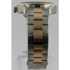 TAG HEUER CARRERA WV215F.BD0735 AUTOMATIC 18K ROSE GOLD MENS LUXURY GRAY WATCH