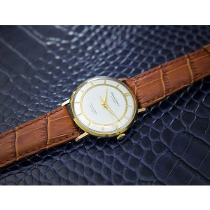 Mens Citizen Homer Phynox 35mm Manual Wind Dress Watch, c.1960s Vintage J738