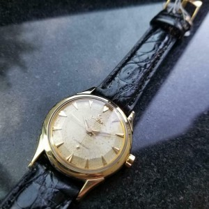 Mens Omega Constellation Ref.2852-1 35mm Gold-Capped Automatic, c.1950s LV649