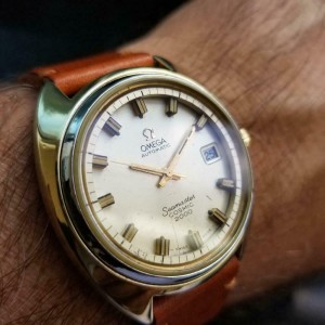 Mens Omega Seamaster Cosmic 2000 Ref.166.130 39mm Automatic, c.1970s LV736