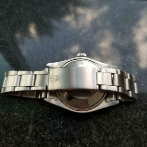 Mens Rolex Oyster Perpetual Date ref.1501 34mm Automatic c.1970s Vintage LV918