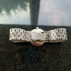 Ladies Rolex Cellini Geneve 4081 26mm 18k White Gold Hand-Wind, c.1970s LV950