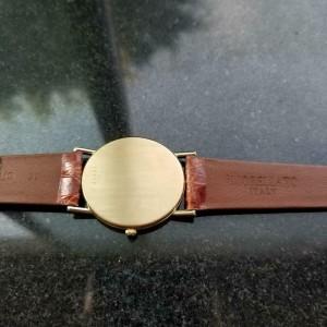 Mens Midsize Audemars Piguet 32mm 18k Gold cal.2120 Automatic, c.1980s LV957