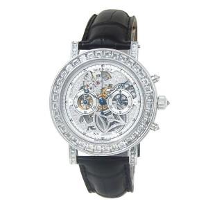 Breguet Classique 18k White Gold Men's Watch Manual 5238BB/10/9V6.DD00