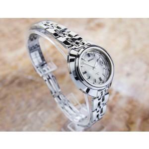 Ladies Seiko 17J 26mm Hand-Wind w/Date Dress Sports Watch, c.1960s SCX420