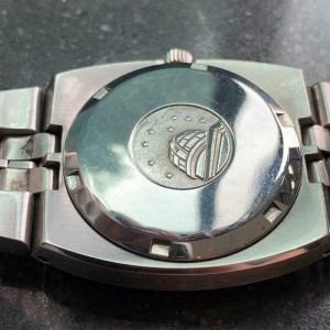 Mens Omega Constellation 36mm cal.752 Day Date Automatic, c.1970s Vintage SEB1