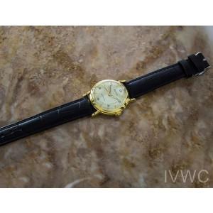 Ladies Bulova L6 31mm Gold-Plated Dress Watch, c.1960s Swiss Vintage L70