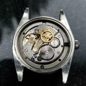 Mens Rolex Oysterdate Precision 6694 34mm Hand-Wind, c.1960s Vintage LV762