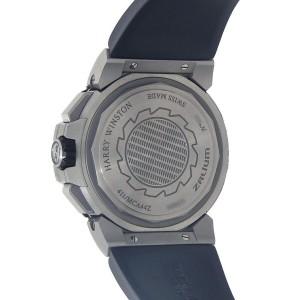 Harry Winston Ocean Sport Chronograph Zalium Automatic Men's Watch OCSACH44ZZ001