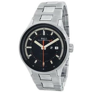 Ball BMW Stainless Steel Automatic Black Men's Watch GM3010C-SCJ-BK