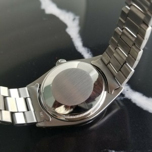 Mens Rolex Oyster Perpetual Date Ref.1500 35mm Automatic, c.1970s Vintage RA110