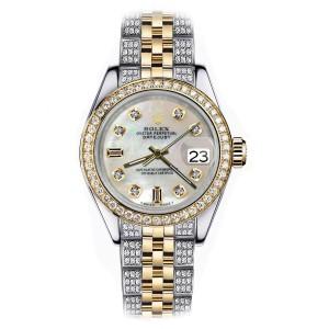 Rolex Datejust 179173 26mm Womens Watch
