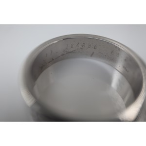 Cartier Love Ring Size 10.75 18K White Gold