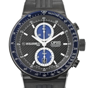 low priced d0866 ec9ff Oris Williams F1 Team 673-7563-4754RS 45mm Mens Watch