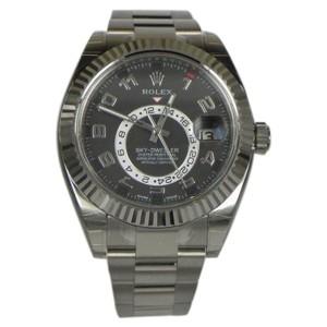 Rolex Sky Dweller 326939BKRO 42mm Mens Watch
