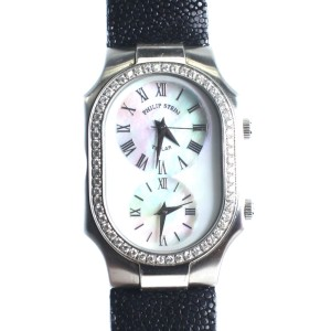 Philip Stein Dual Time Watch