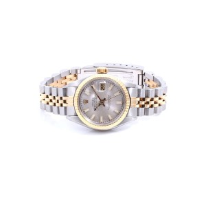 Rolex Datejust 18K Yellow Gold / Stainless Steel 26mm Womens Watch