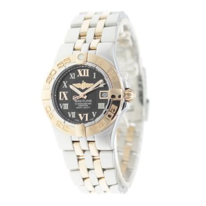 Breitling Galactic C71340L2/B952 30mm Womens Watch