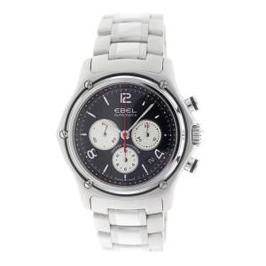 Ebel 1911 XXL Chronograph E9137260 43mm Mens Watch