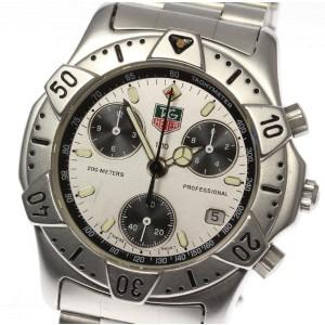 Tag Heuer 540.206R 39mm Mens Watch