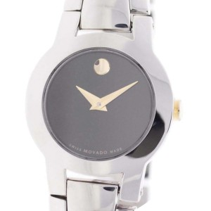 Movado Amorosa 0604760 24mm Womens Watch