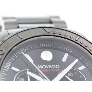 Movado Series 800 2600119 42mm Mens Watch