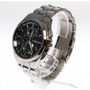 Citizen Attesa Eco Drive AT8040-57E 40mm Mens Watch