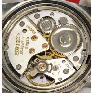 Seiko Grand 5722-9991 Vintage 37mm Mens Watch