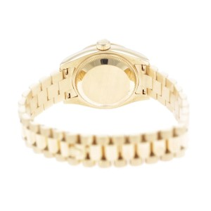 Rolex President Datejust 179138 26mm Womens Watch