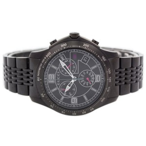 Gucci 126 G Timeless YA126217 44mm Mens Watch