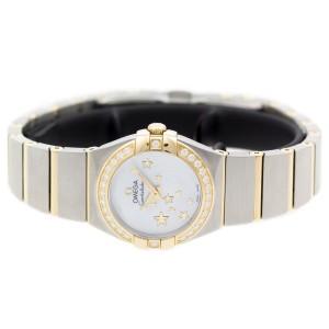 Omega Constellation Star 123.25.24.60.05.001 24mm Womens Watch
