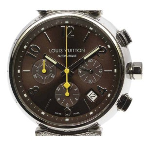 Louis Vuitton Tambour Q112G 41mm Mens Watch