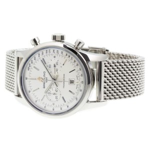Breitling Transocean A4131012/G757 38mm Mens Watch