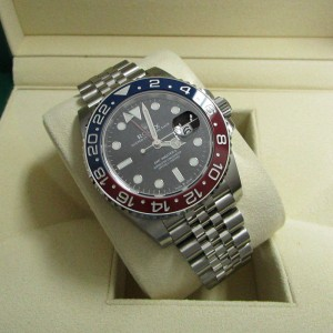 Rolex GMT-Master II 12671BLRO 40mm Mens Watch
