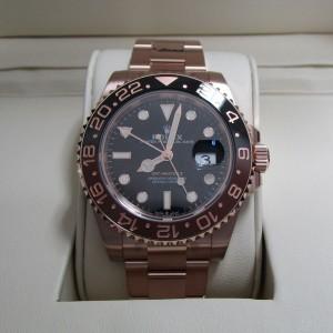 Rolex GMT-Master II 126715 40mm Mens Watch