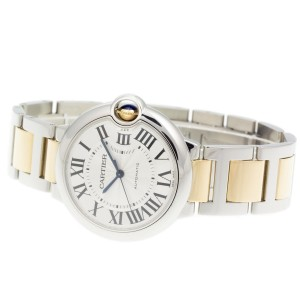 Cartier Ballon Bleu W6920047 36mm Unisex Watch