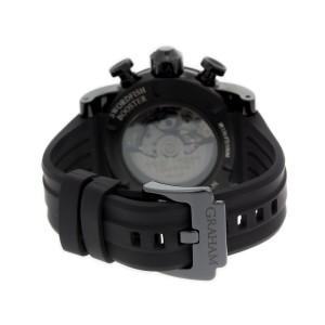Graham Swordfish Booster 2SWBB.S36L.K58N 48mm Mens Watch