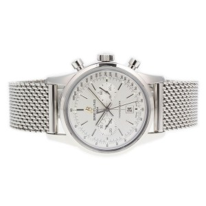 Breitling Transocean A4131012/G757-171A 38mm Mens Watch