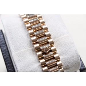 Rolex President Day Date 118205 36mm Mens Watch