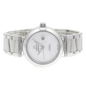 Omega De Ville Ladymatic 425.30.34.20.05.001 34mm Womens Watch
