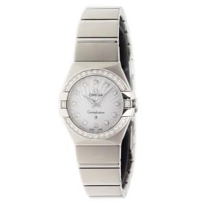 Omega Constellation 123.15.24.60.55.002 24mm Womens Watch