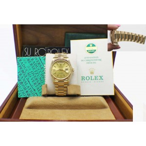 Rolex President 18038 36mm Mens Watch