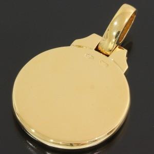 Bulgari Bvlgari 8K White Gold Pendant