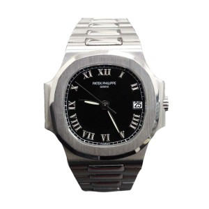 Patek Philippe Nautilus 3800 37mm Mens Watch