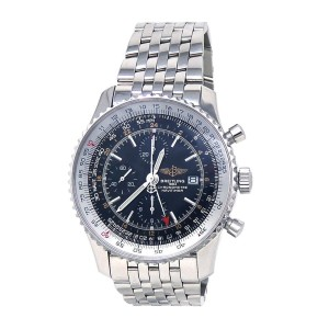 Breitling Navitimer World A24322 46mm World Mens Watch