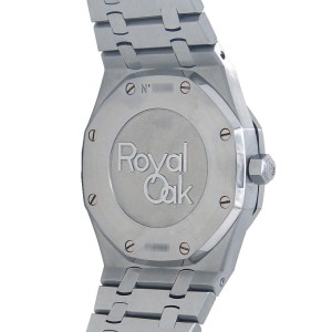 Audemars Piguet Royal Oak Dual Time Power Reserve 26120ST.OO.1220ST.01 39mm Mens